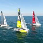 VIDEO-DRONE TOUR FRANCE VOILE