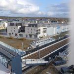 film de suivi de chantier gare de Trélazé