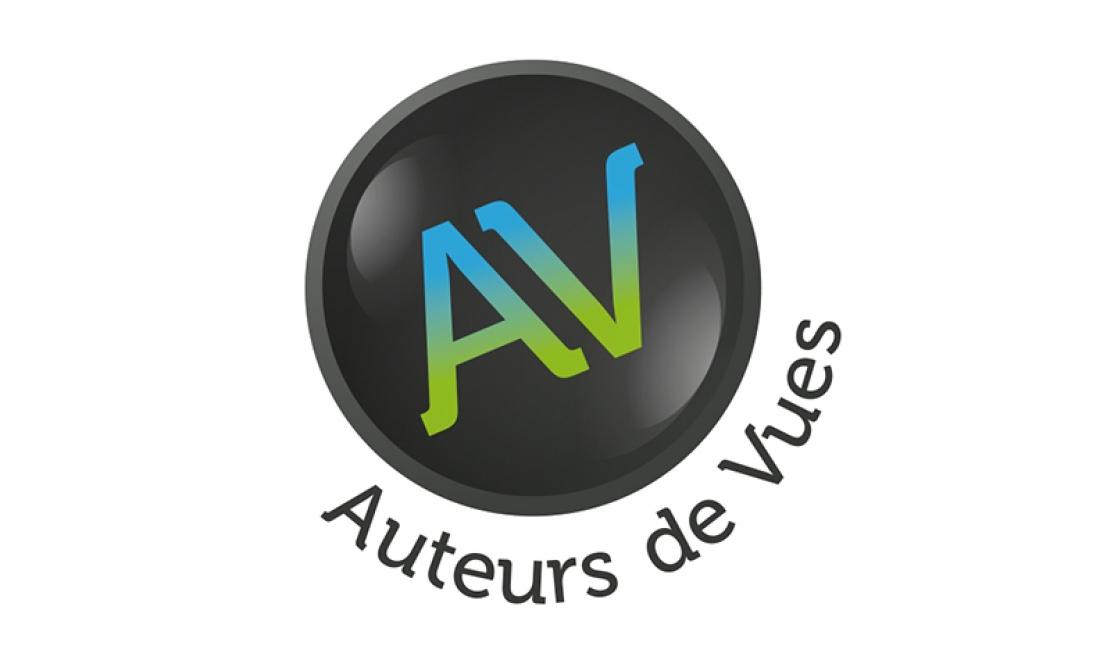 Création logo Auteurs de Vues