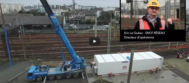 Suivi de chantier par vidéo