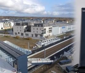 Film de suivi de chantier : la réalisation de la gare de Trélazé