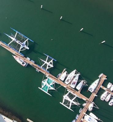 Photo aérienne BSM Lorient