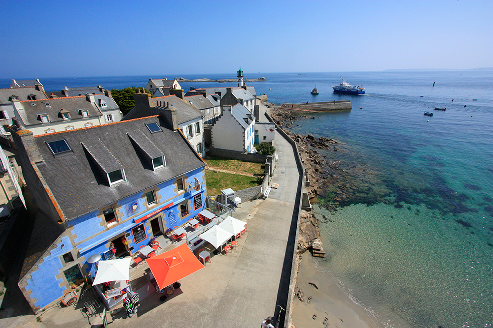 photo aerienne Bretagne